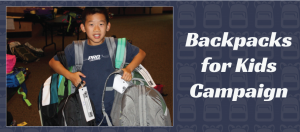 LDC Backpacks for Kids Campaign