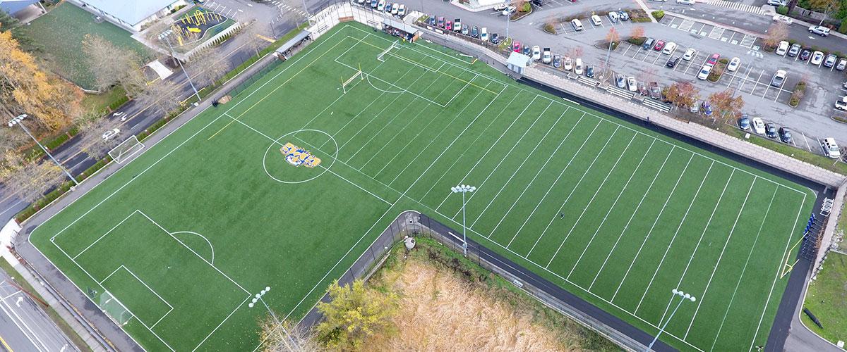 Cedar Park Christian School Athletic Field