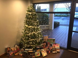 LDC Toys for Tots Tree