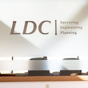 LDC conference room sign