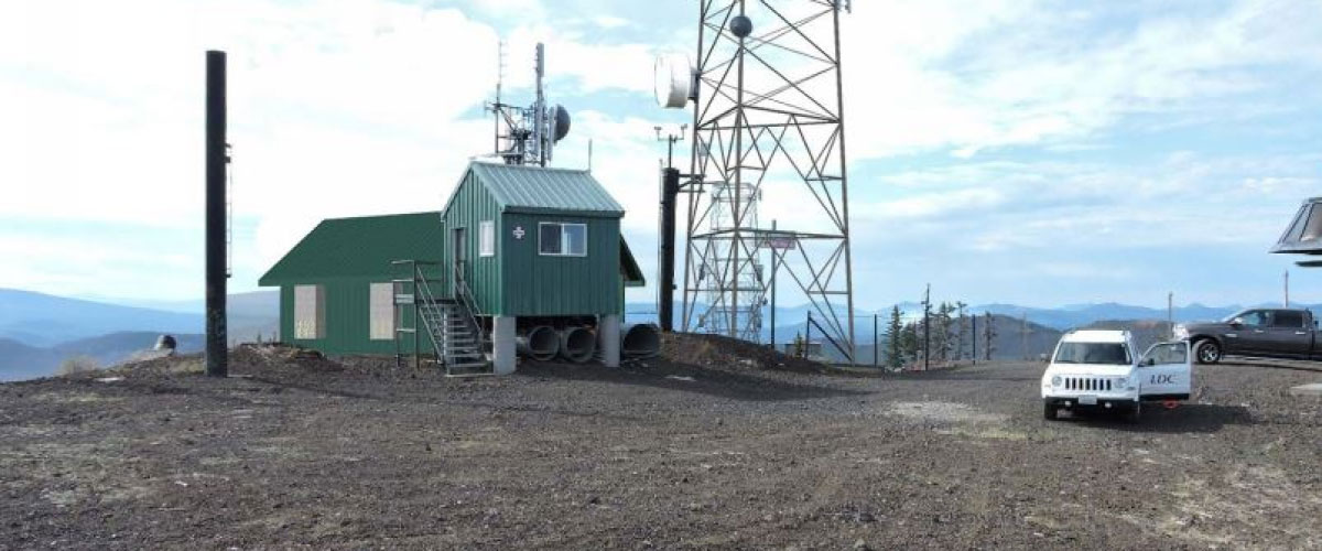 Hoodoo Butte Telecom Project