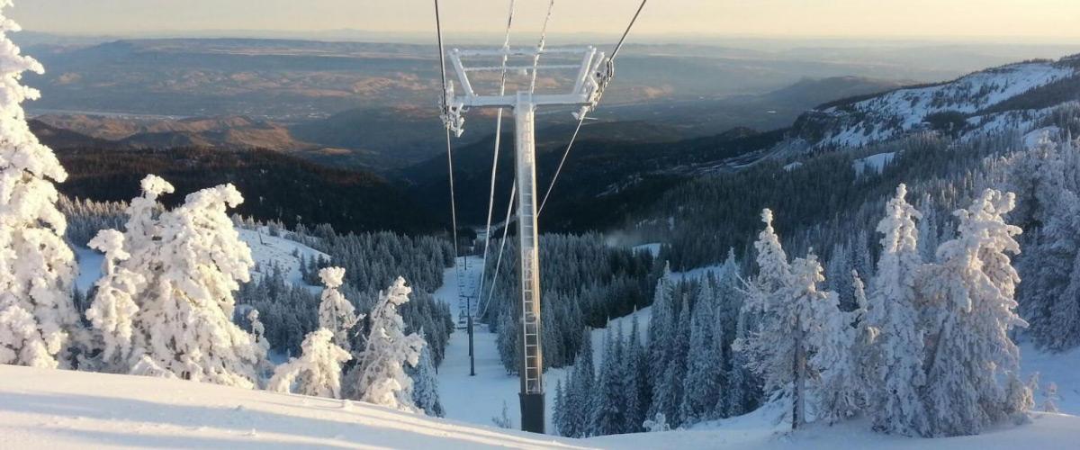 Mission Ridge Resort Plans