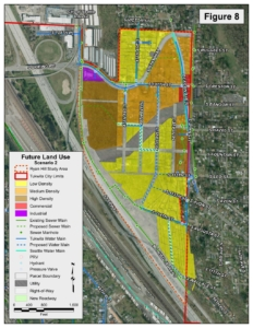 Ryan Hill Future Land Use Map
