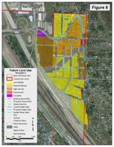 Ryan Hill Future Land Use Map