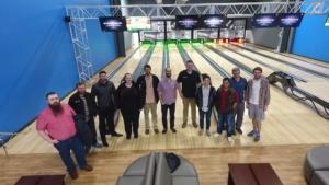 Team bowling photo