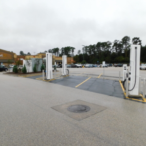 EV Stations at Walmart
